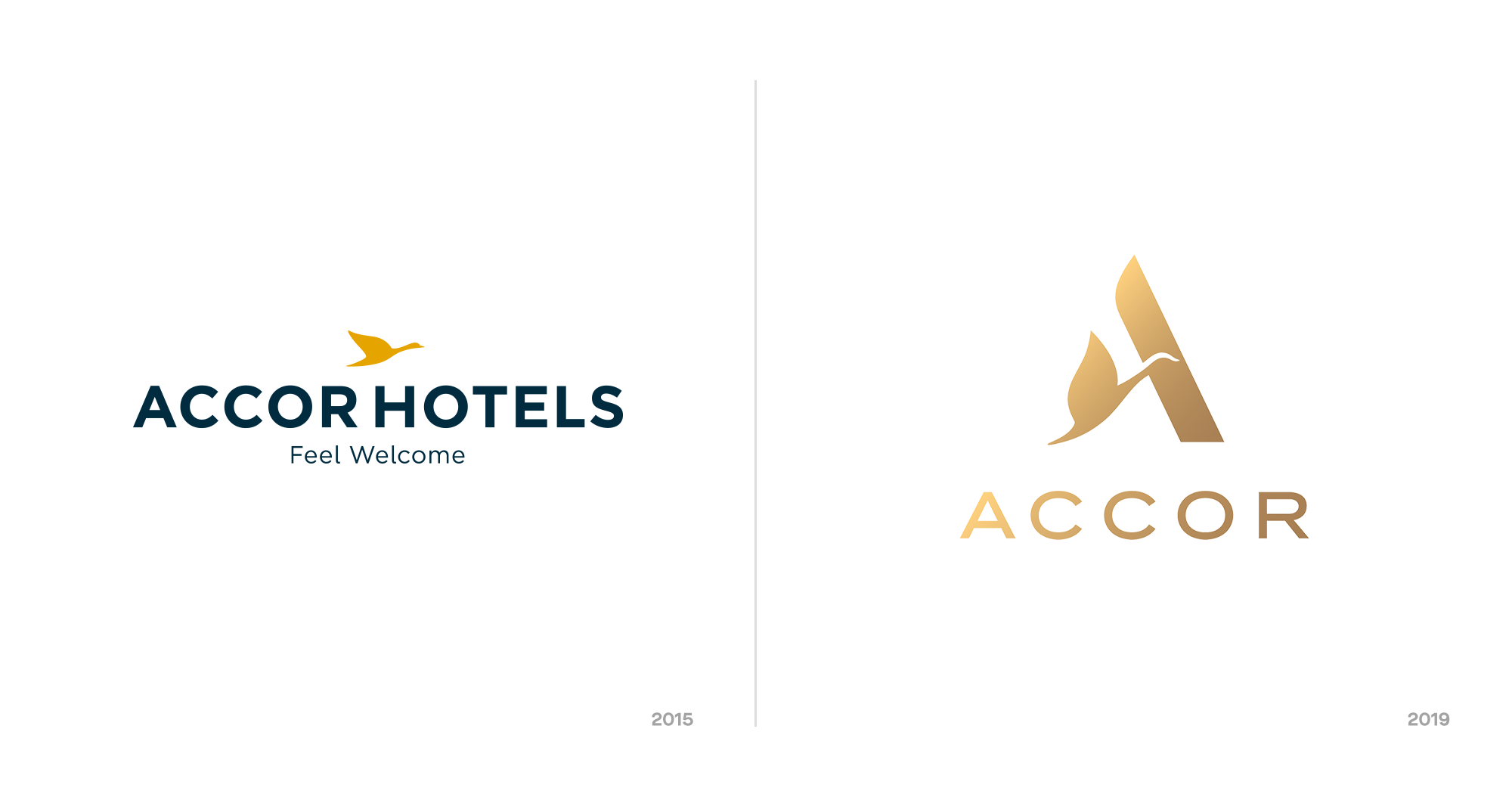 Refonte logo Accor